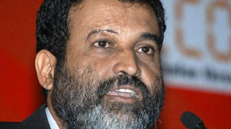 T V Mohandas Pai is former chief financial officer of Infosys.