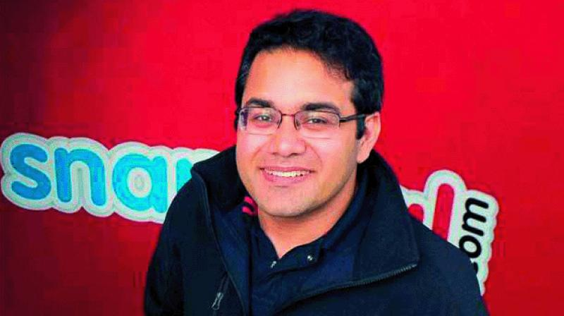 Snapdeal founders take 100 per cent salary cut