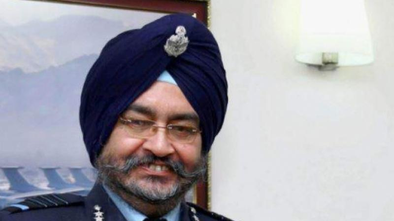 Dhanoa was the IAF chief from December 31, 2016 to September 30, 2019. (Photo: PTI)