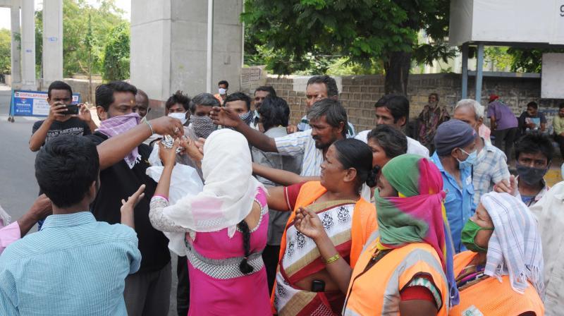India is a mob, Salman Rushdie said. (DC Photo: Deepak Deshpande)