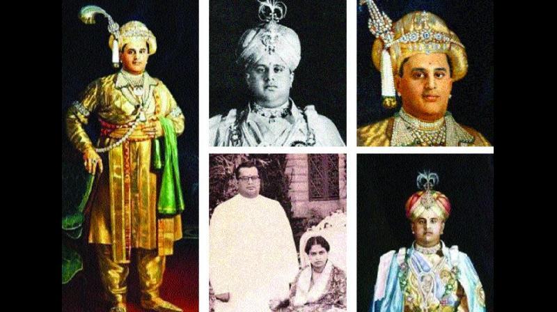 The many moods of Maharaja Jayachandrajendra Wadiyar