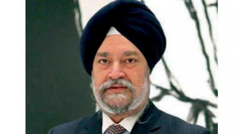 Out of the six, three have been awarded to Adani group and issues related to two others have been resolved, civil aviation minister Hardeep Singh Puri said during the Question Hour.  (Photo: File | ANI)
