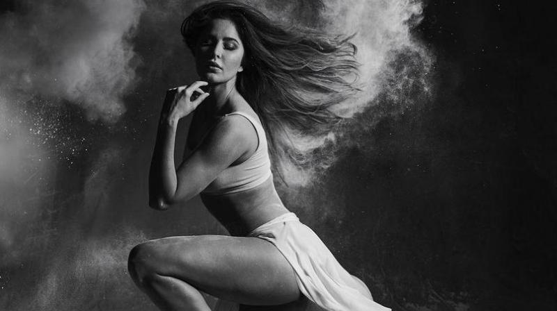 Katrina Kaif in a still from the photoshoot.