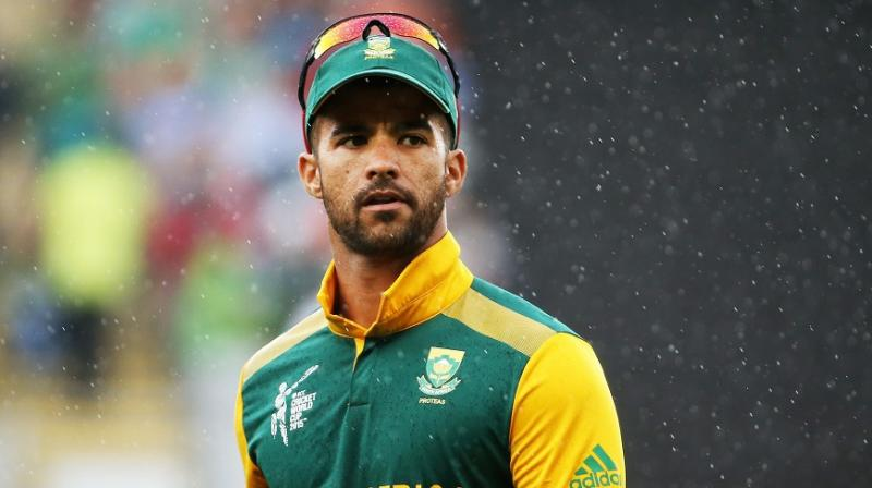 South Africa batsman JP Duminy feels that the players need to look themselves in the mirror (Photo: AFP)