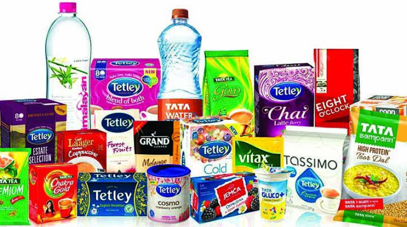 Analysts feel Tata will follow both organic and inorganic routes to expand its product portfolio with new categories.