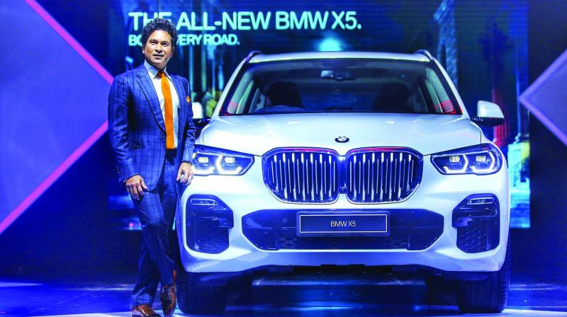 The new BMW X5 SUV, which is one of the 10 models locally assembled at the company's factory in Chennai, is available with petrol and diesel engine options - the former comes only in the M Sport variant, while the latter will be offered in Sport and xLine trims.