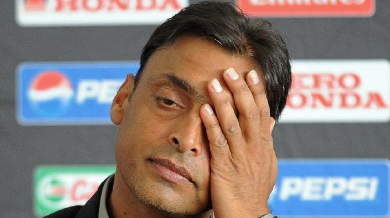 Former Pakistan 'pace express' Shoaib Akhtar has revealed a sad secret regarding the 2003 World Cup loss to India. Pakistan lost the match by six wickets. (Photo: AFP)