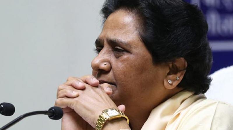 BSP supremo Mayawati. (Photo: PTI)
