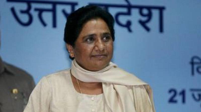 Bahujan Samaj Party supremo Mayawati. (Photo: PTI)