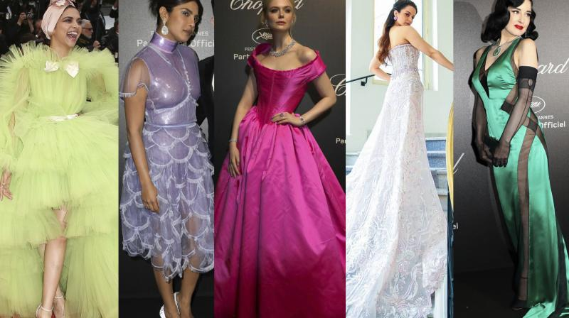 Cannes Film Festival day 4: The razzle dazzle of eclectic fashion