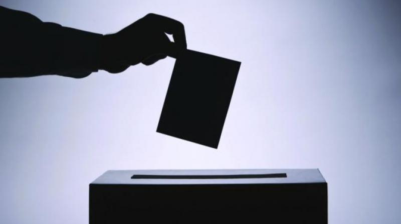 Apart from this, all the five parliamentary constituencies of Uttarakhand will also witness polling on April 11.  (Representational image)