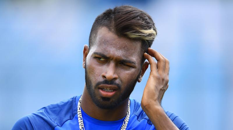 Pandya has played vital cameos for the team in the tournament and with the ball, he has looked to unsettle the batsmen with his quick bouncers. (Photo: AFP)