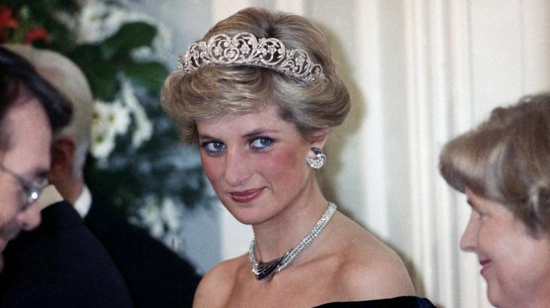 FILE - In this Nov. 2, 1987 file photo, Britain's Diana, the Princess of Wales, is pictured during an evening reception. (Photo: AP)