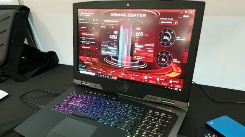 ASUS TUF FX504, ROG G703 hands-on: Next-gen gaming power for all