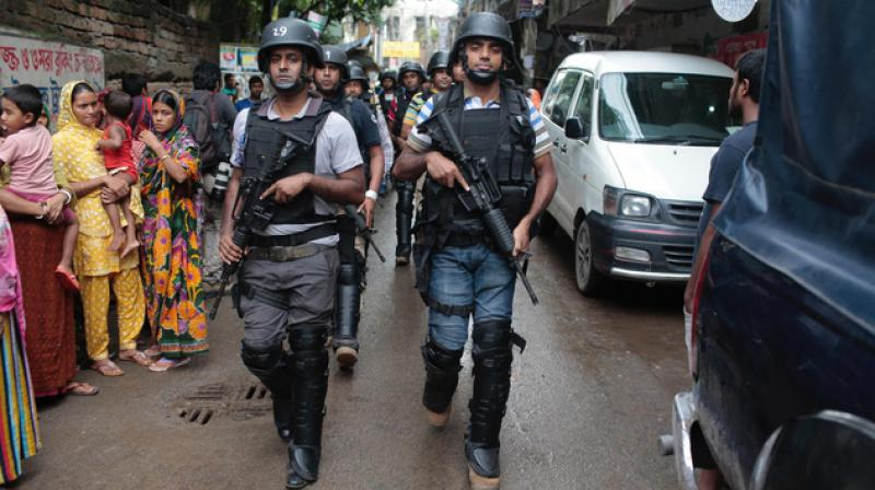 Despite this progress, Bangladesh has been experiencing a wave of violence by Islamic extremists since 2013. (Photo: AP)