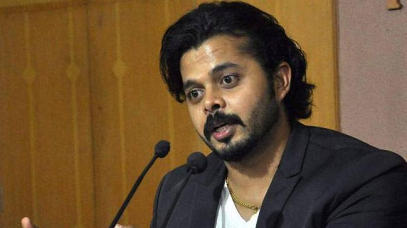 In September 2013, the disciplinary committee of the BCCI gave him a life ban from the sport, effectively ending his career. (Photo: PTI)
