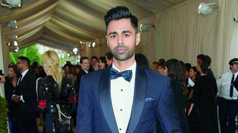 Hasan Minhaj.