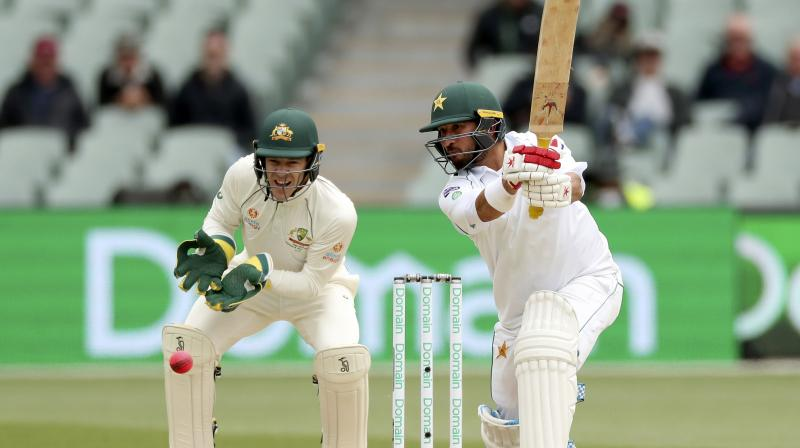 The Pakistan Cricket Board is trying to convince Cricket Australia to send its national team for a Test series in Pakistan in 2022, according to its CEO Wasim Khan. (Photo:AP)