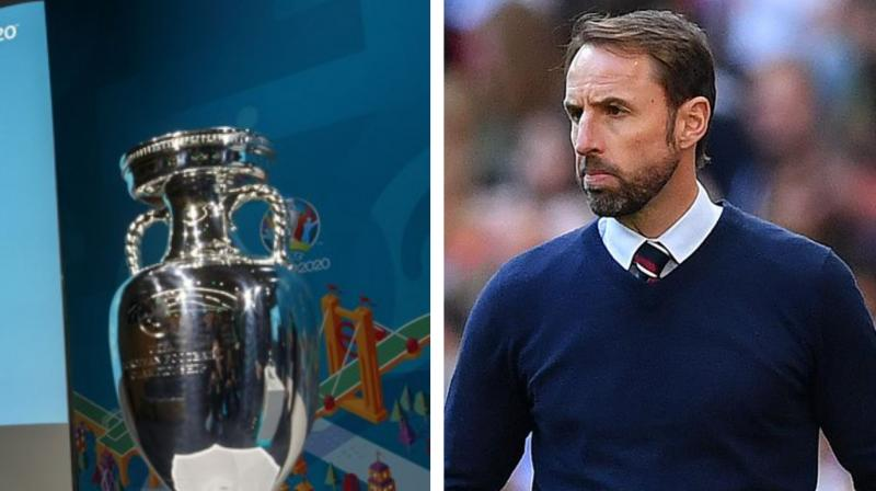 England manager Gareth Southgate believes the margins will be fine and 'eight or 10 big nations' are in the frame to win Euro 2020. (Photo:AP/AFP)