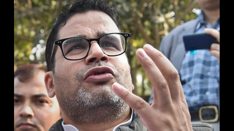 Kishor expressed bemusement on Twitter at the 'vyakhyan' (discourse) from Sushil Modi on coalition dharma, and made a close-to-the-bone remark about 'circumstances' that helped the veteran BJP leader return as deputy in 2017, despite his party having lost the assembly polls two years before. (Photo: PTI)