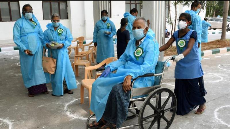 Based on the antibody test results, out of the 634 people who had been previously infected, reinfections occurred in only four residents and 10 members of staff. (Representational image: PTI)