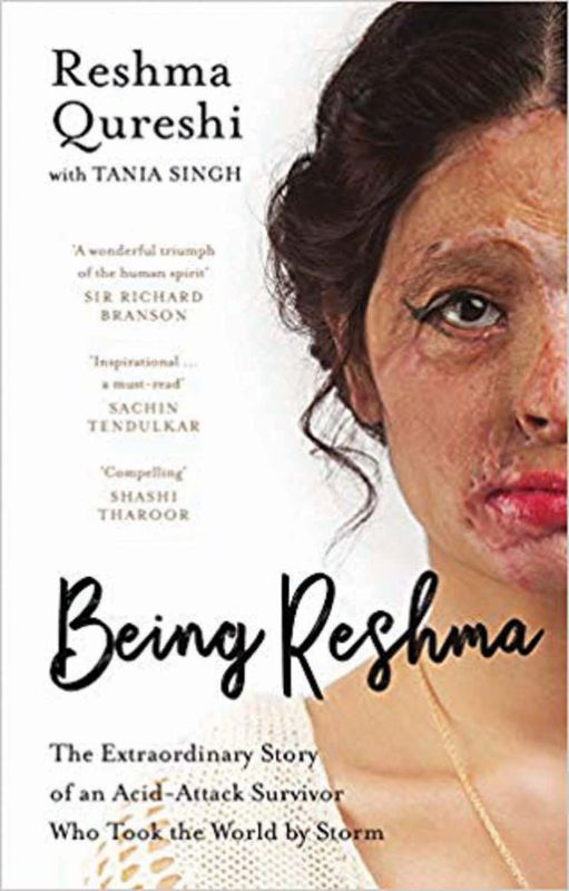 Rising from tragedy, Reshma soon made global headlines.