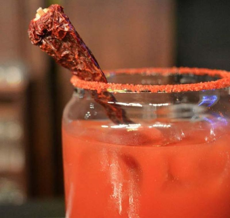 Chilli Michelada