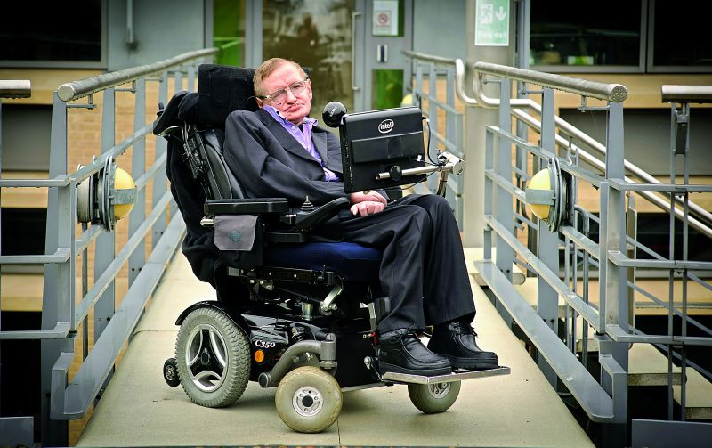 Stephen Hawking, who passed away recently, will continue to live in people's memory through his exceptional work