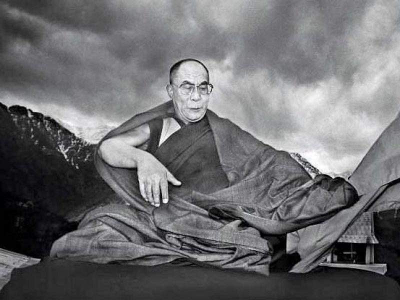 1990: The Dalai Lama in The Himalayas