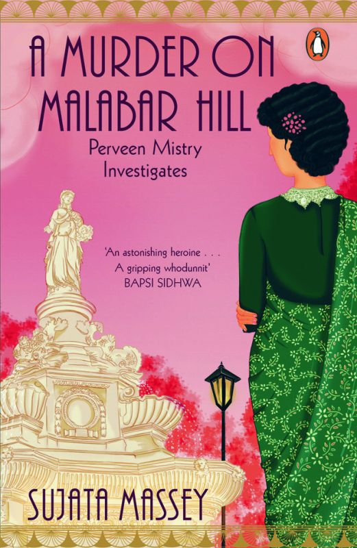 A murder on Malabar hill by Sujata Massey Rs 399, pp 304 Penguin India