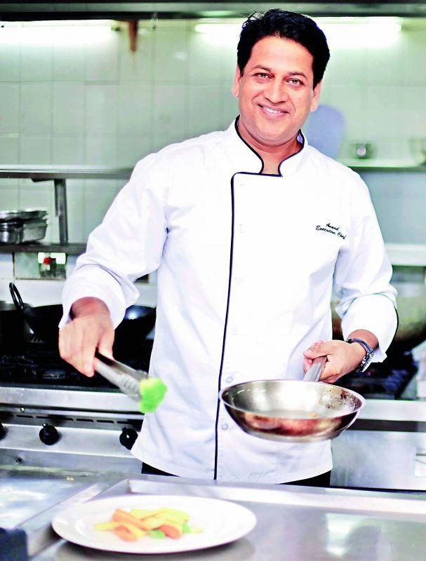 Chef Anand Kumar