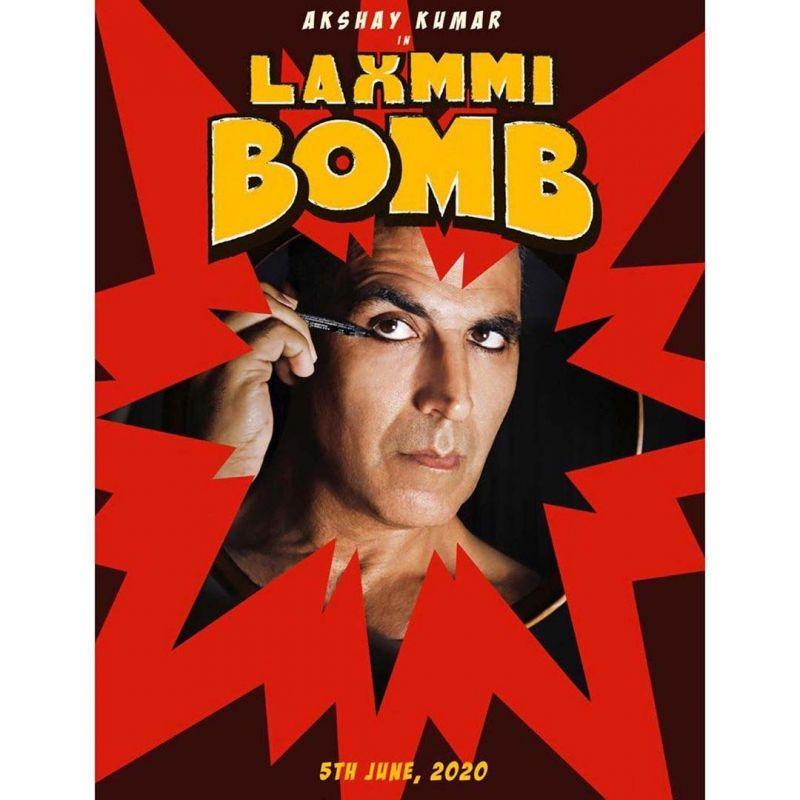 Akshay Kumar- starrer Laxmmi Bomb, a remake of Tamil superhit film Kanchana.