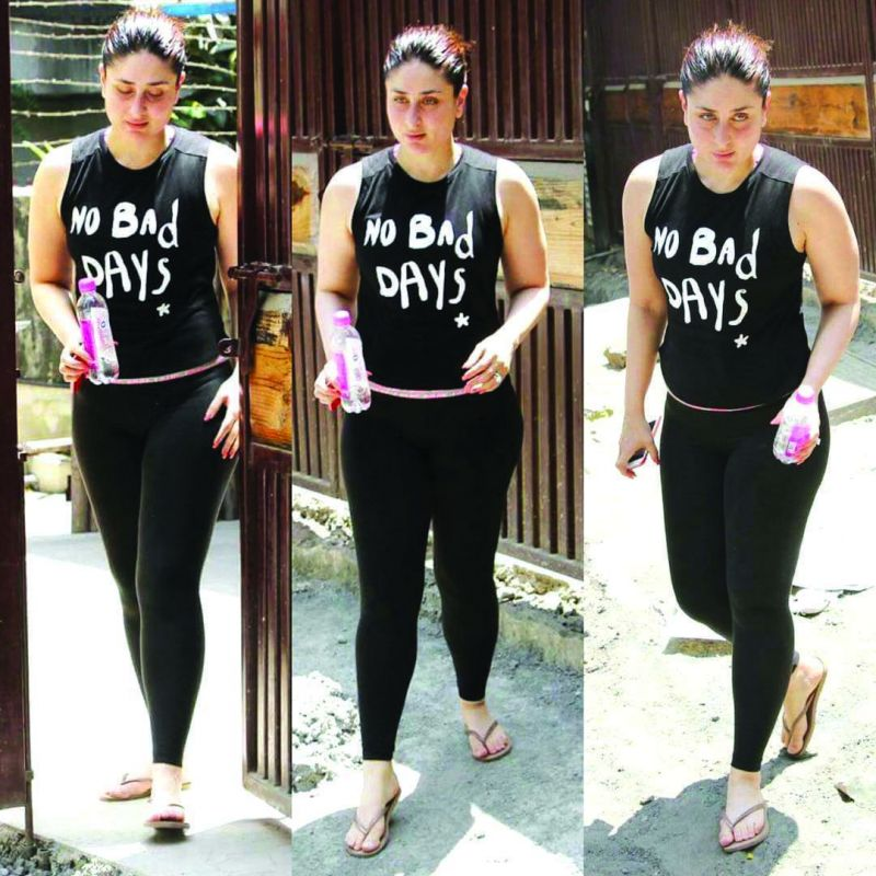 Kareena Kapoor post pregnancy