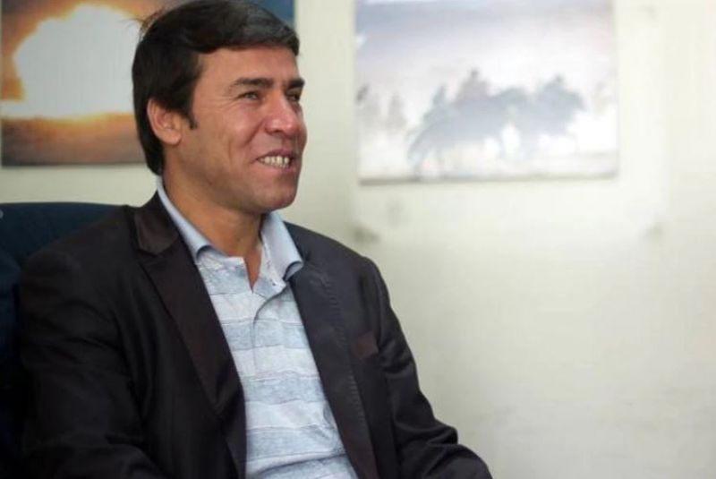 File photo of Agence France-Presse (AFP) chief photographer Shah Marai. Marai was killed in a secondary explosion targeting a group of journalists who had rushed to the scene of a suicide blast in the Afghan capital. (AFP Photo)