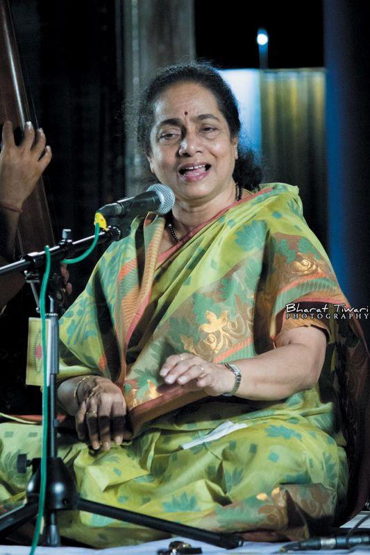 Shruti Sadolikar (Photo: Bharat Tiwari)