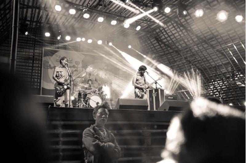 A scene from Ziro fest