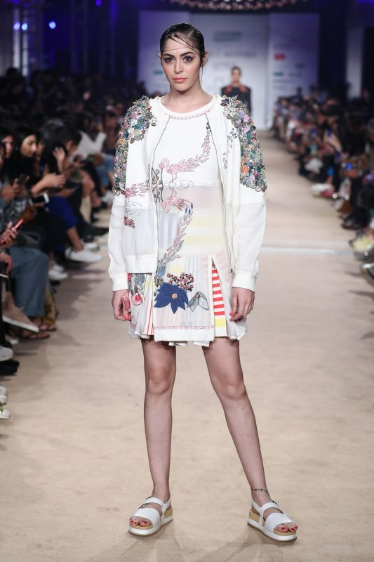 The collection was inspired by the unapologetic and unbridled beauty of Nature. (Photo: File)