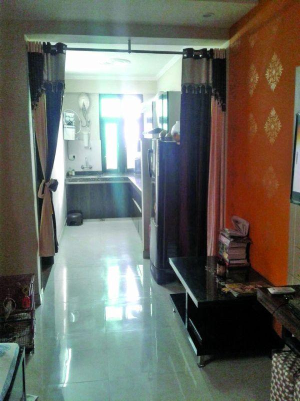 A micro apartment in Mumbai