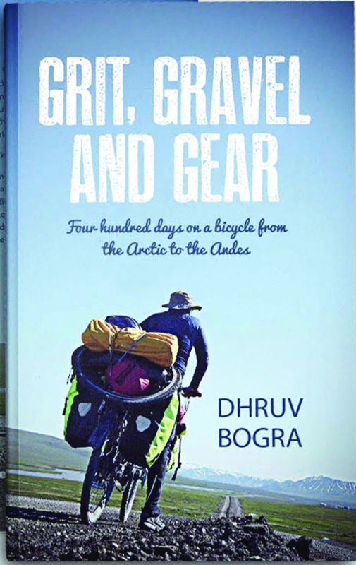By Dhruv Bogra, Published by The Write Place, Pp. 387, Rs 499.