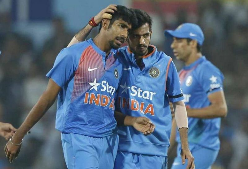 Despite Jasprit Bumrah's brilliant spell in the second T20I, India's bowling discipline has been poor this series. (Photo: BCCI)