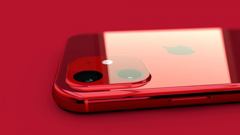 Apple iPhone 11R new renders