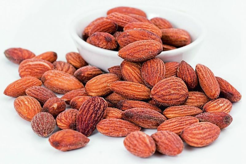 Use of any form of beans and almonds in daily diet