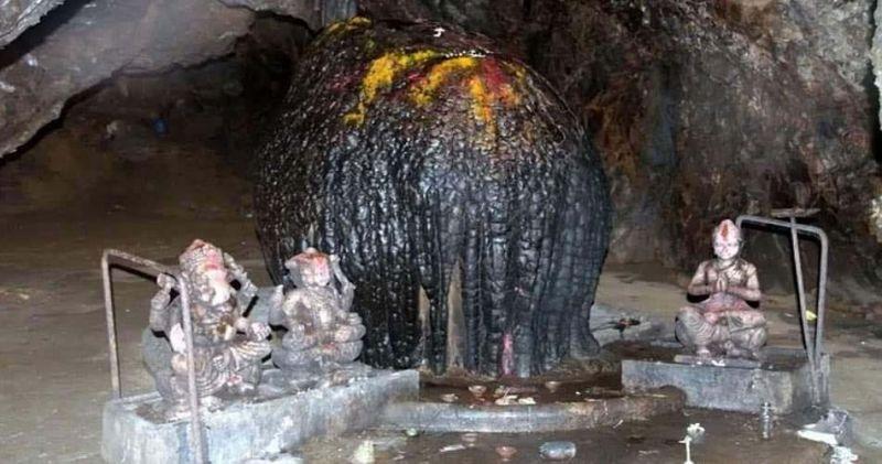 Natural Shivalinga