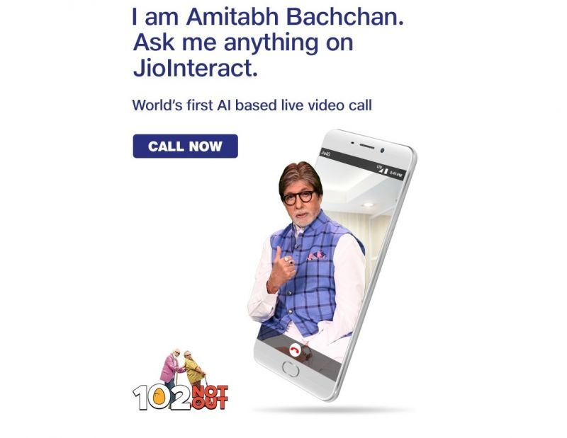 Jio Launches AI Based Brand Engagement Service JioInteract