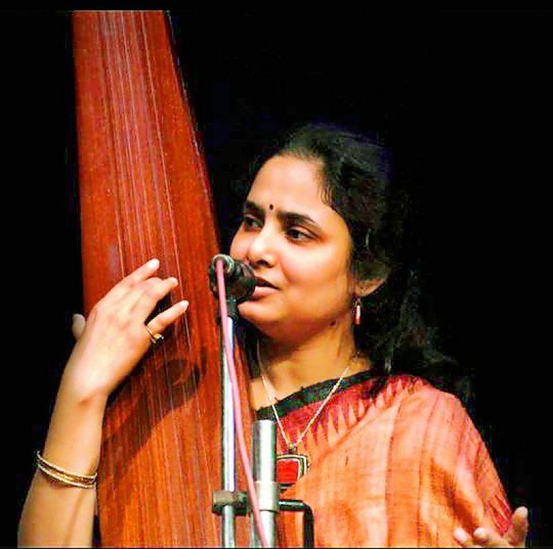 Ruchira Panda, vocalist