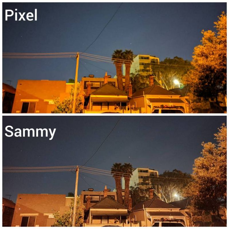 Samsung Galaxy S10 vs Google Pixel 3
