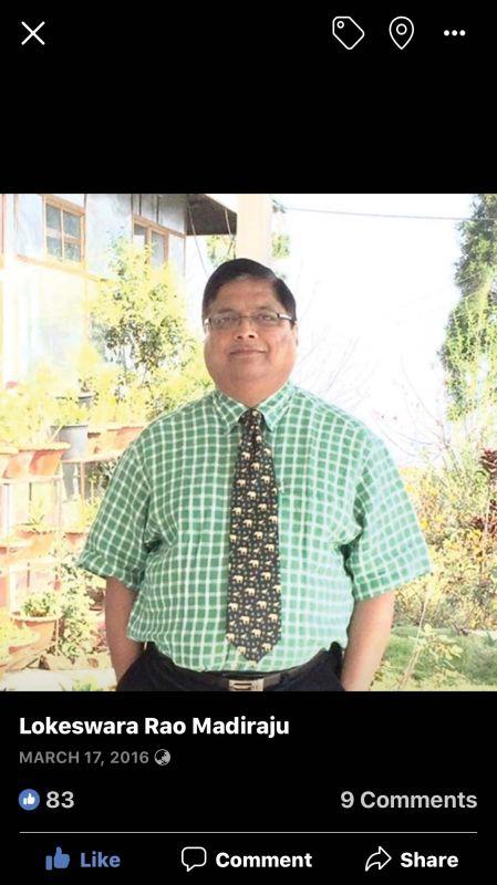 Lokeshwar Rao