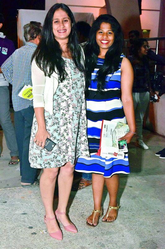 Sanjana and Manasa