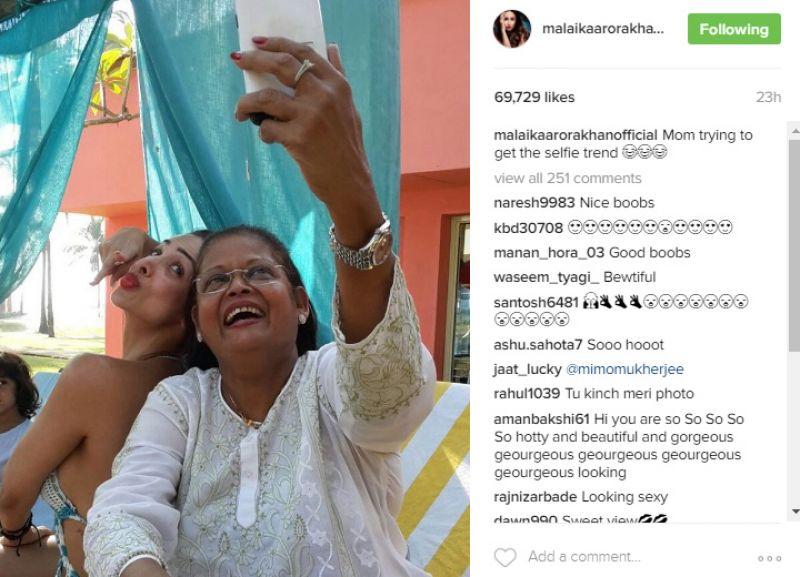 Malaika Arora Khan and Arbaaz Khan party together in Goa