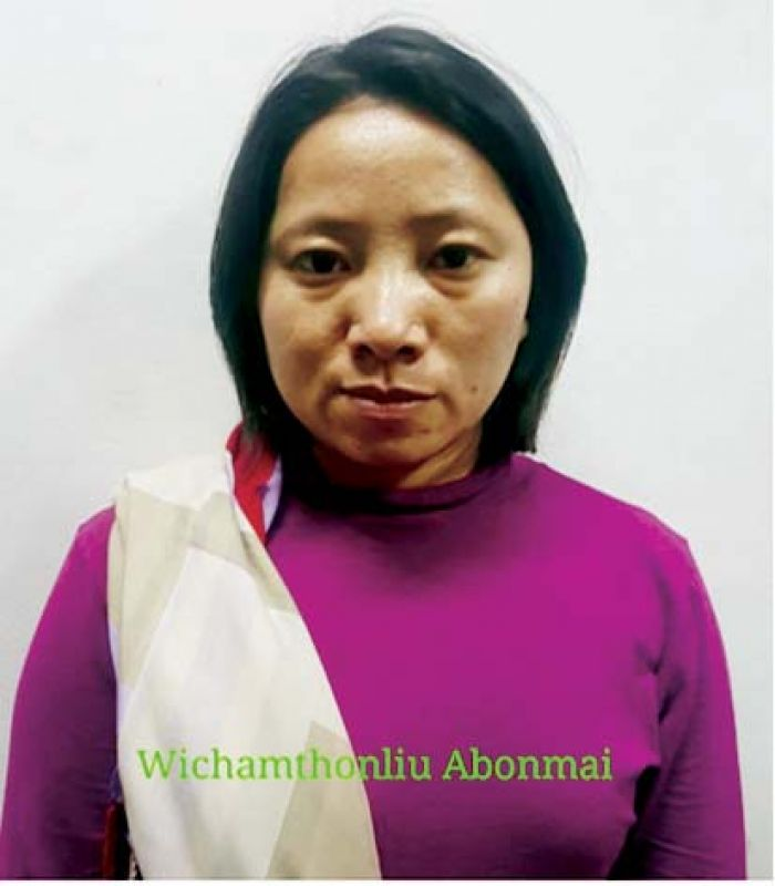 (Inset) Wichamthonliu Abonmai, the accused.